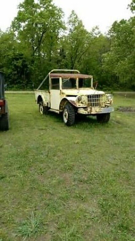 Dodge Power Wagon Classics For Sale