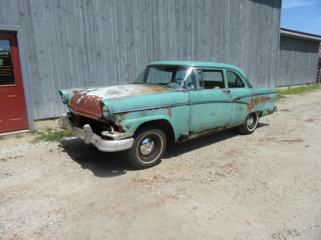 1956 Ford Customline For Sale Near Freeport, Maine 04032