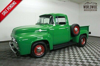 1956 Ford F100 for sale 100781088