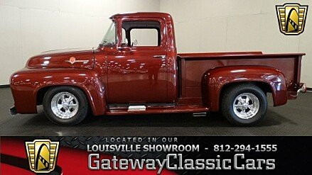 1956 Ford F100 for sale 100821048