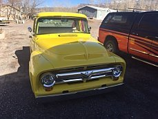 1956 Ford F100 for sale 100824350