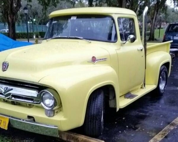 1956 Ford F-100 1/2 Ton Values | Hagerty Valuation Tool®