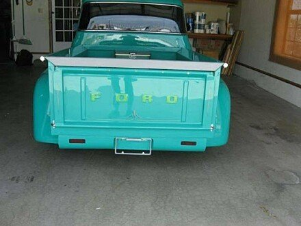 1956 Ford F100 for sale 100897701