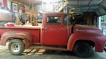 1956 Ford F100 for sale 100929997