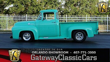 1956 Ford F100 for sale 100939508