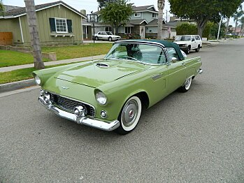 1956 Ford Thunderbird for sale 100815548