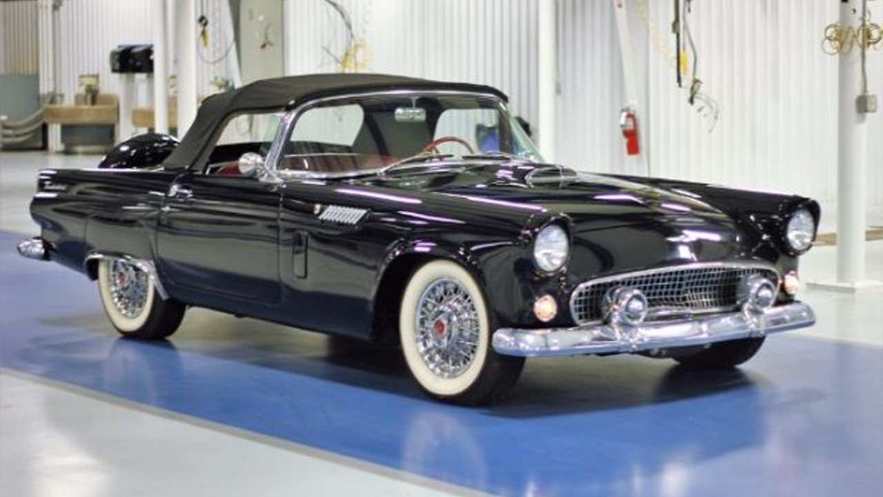 1956 Ford Thunderbird for sale 100931836