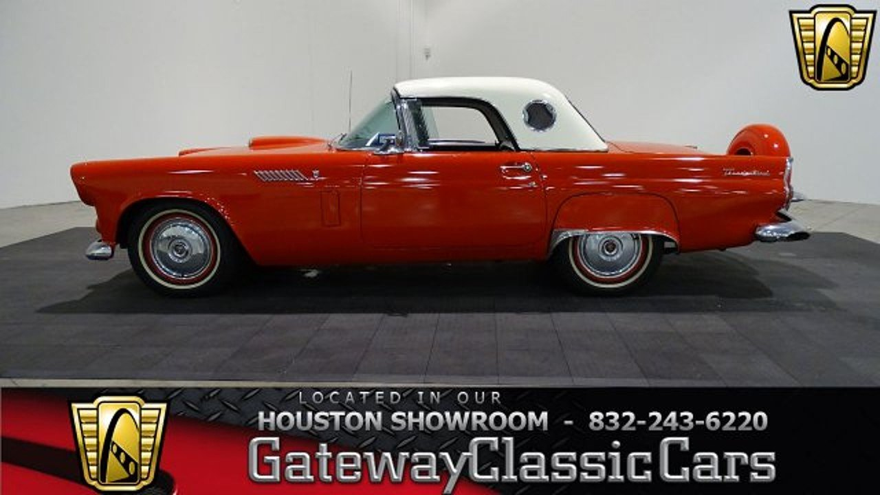 1956 Ford Thunderbird for sale 100948724