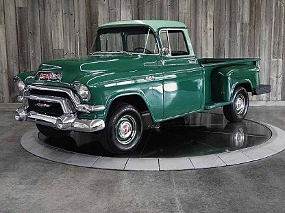 1956 Gmc Pickup Classics For Sale Classics On Autotrader