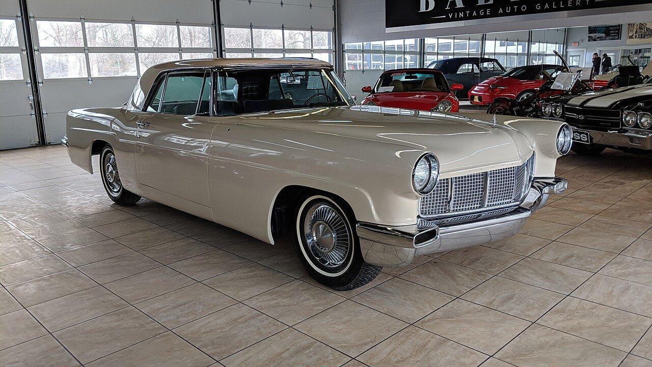 1956 Lincoln Mark II for sale near Saint Charles, Illinois 60174 ...
