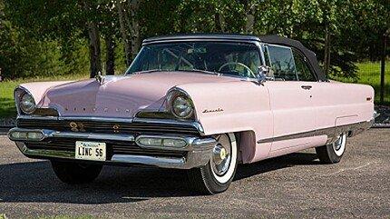 1956 Lincoln Premiere for sale 100889749