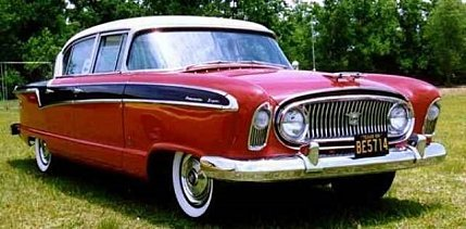 1956 Nash Ambassador for sale 100824422
