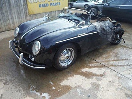 porsche 356 replica classics for sale classics on autotrader. Black Bedroom Furniture Sets. Home Design Ideas