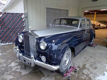 1956 Rolls-Royce Silver Cloud for sale 100838399