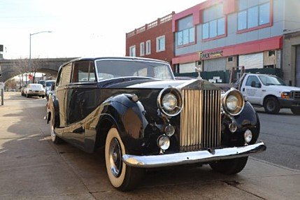 1956 Rolls-Royce Silver Wraith for sale 100852087