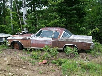 1956 Studebaker Golden Hawk for sale 100892466