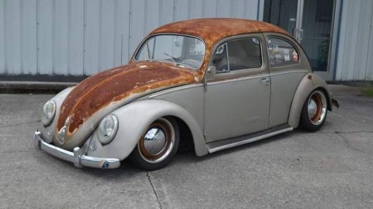 1956 Volkswagen Beetle for sale 100946833