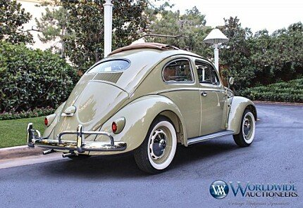 1956 Volkswagen Beetle for sale 100889852