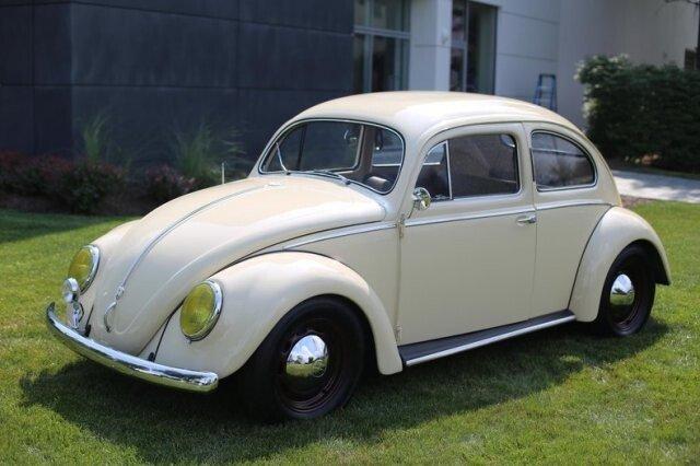 1956 Volkswagen Beetle Classics For Sale Classics On Autotrader
