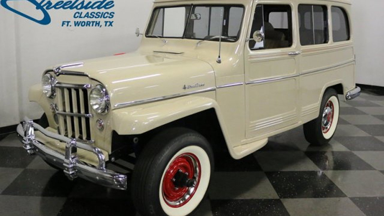 1956 Willys Other Willys Models for sale 100944576
