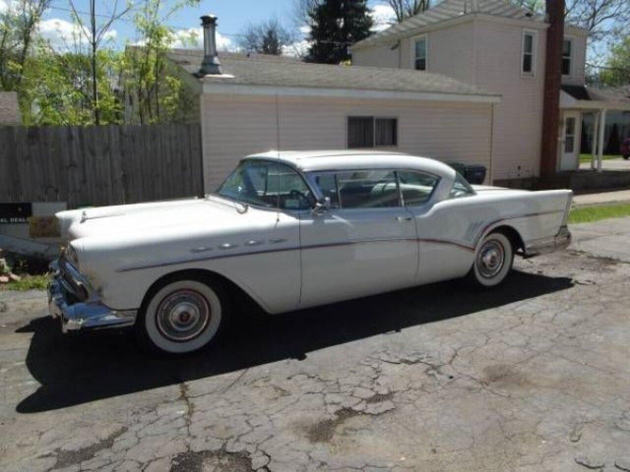 1957 Buick Roadmaste