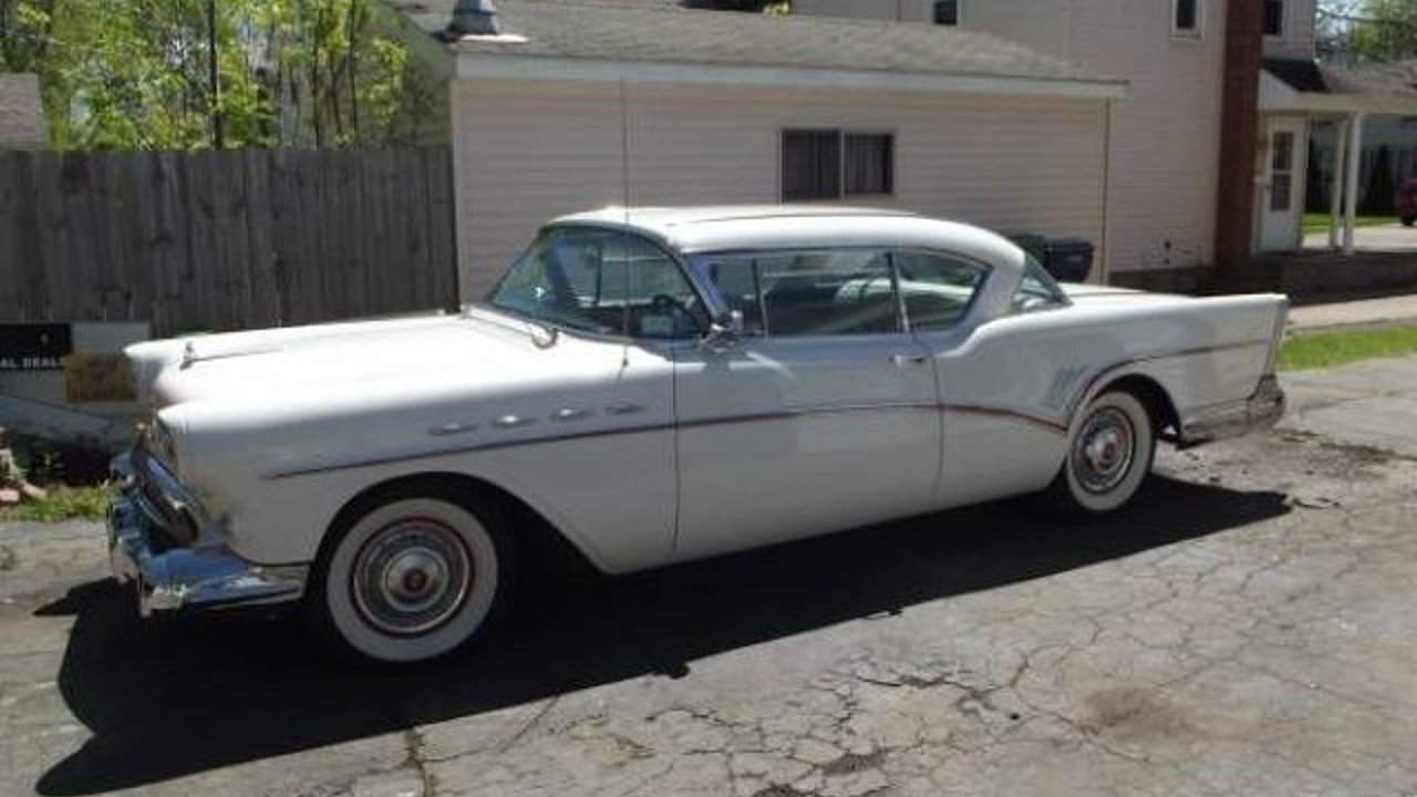 1957 Buick Roadmaster For Sale Near Cadillac Michigan