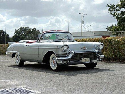 1957 Cadillac Eldorado for sale 100961320