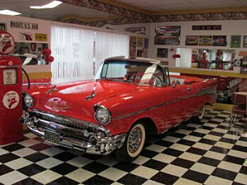 1957 Chevrolet Bel Air for sale 100740785