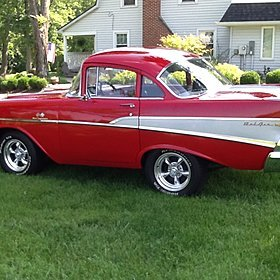 1957 Chevrolet Bel Air for sale 100795261