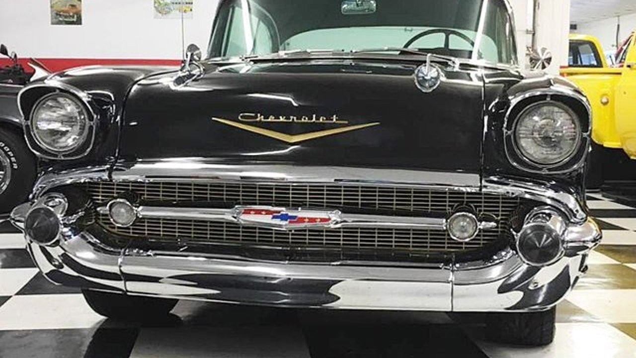 1957 Chevrolet Bel Air for sale 100853498