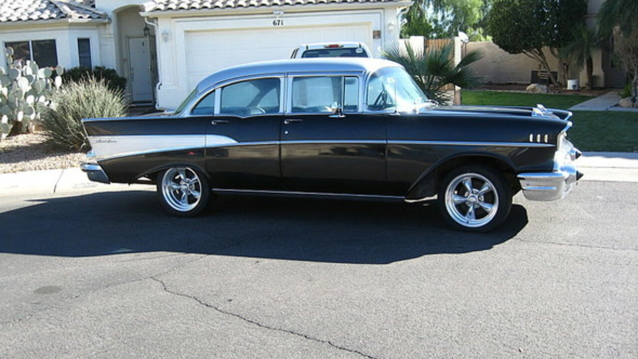 1957 Chevrolet Bel Air for sale 100855529
