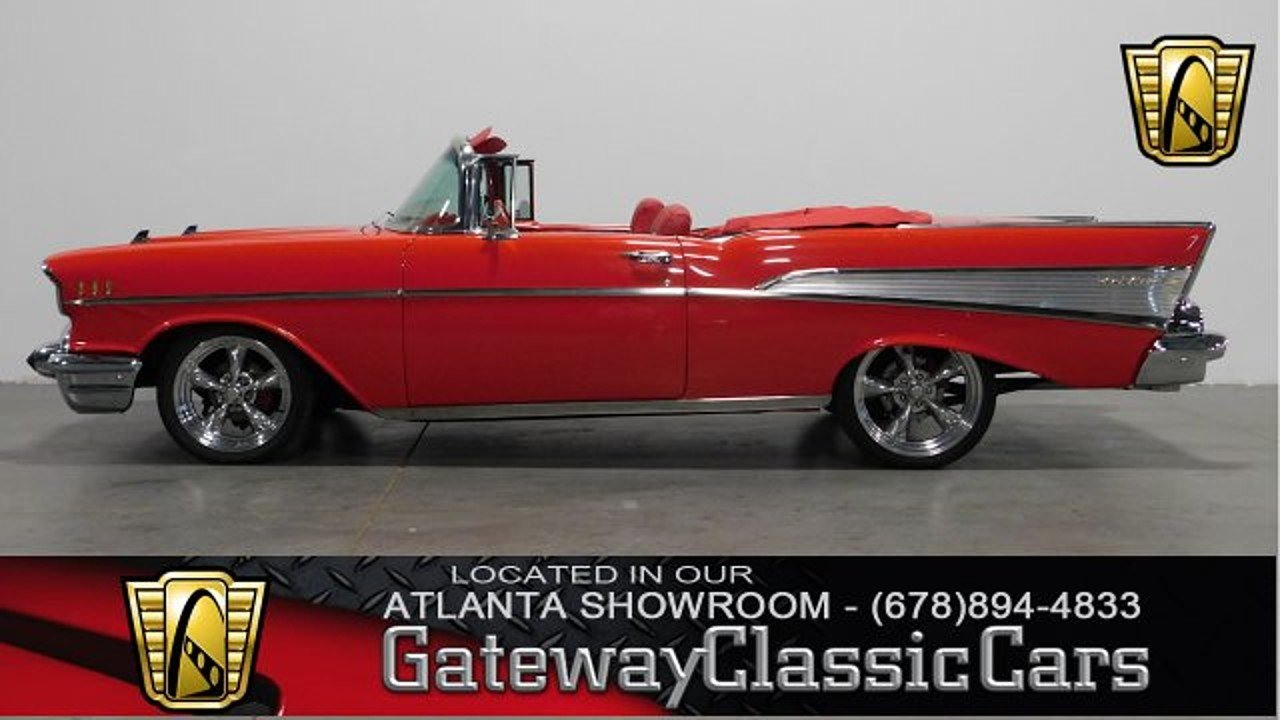 1957 Chevrolet Bel Air for sale 100857352