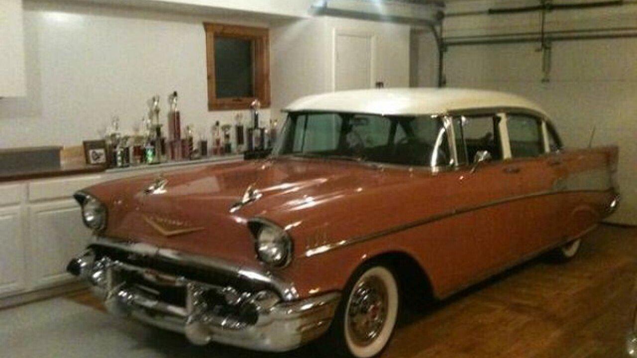 1957 Chevrolet Bel Air for sale near Cadillac, Michigan 49601 ...