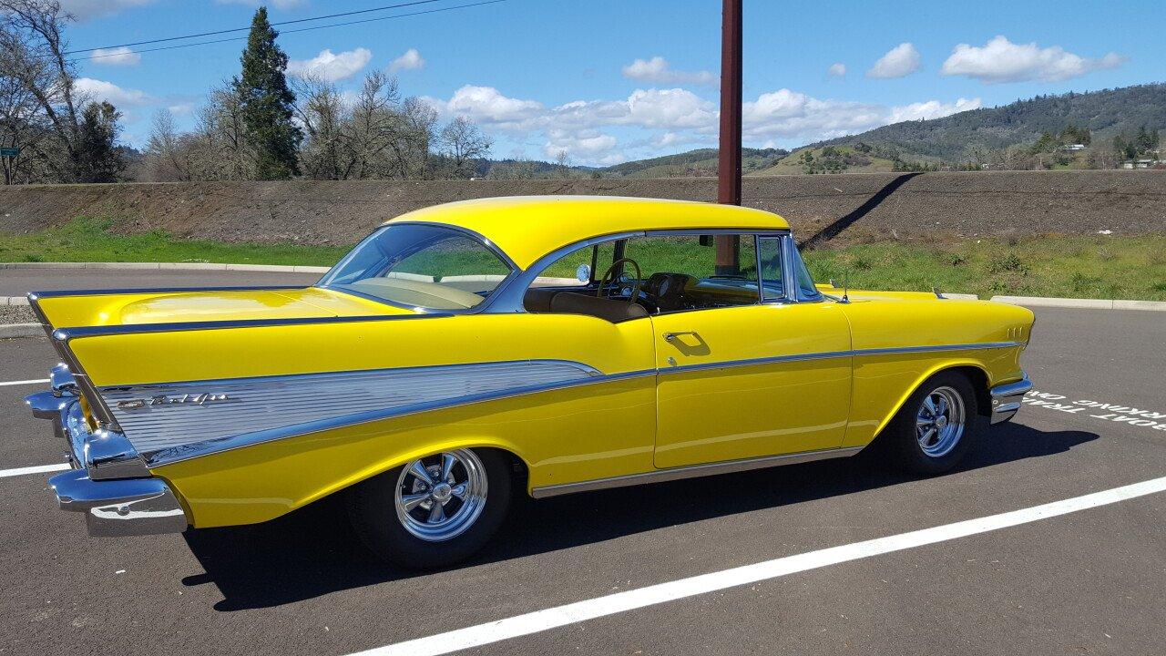 1957 Chevrolet Bel Air For Sale Near Roseburg Oregon