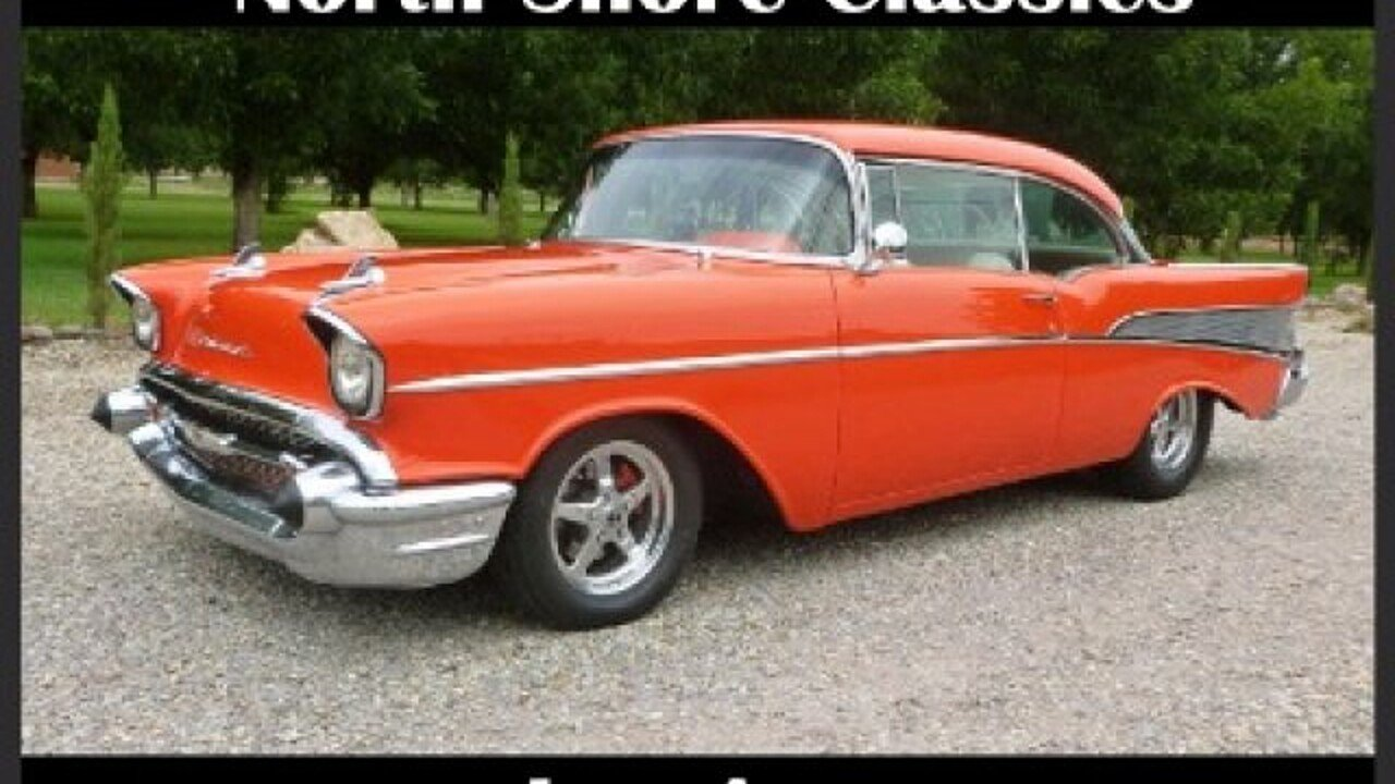 1957 Chevrolet Bel Air for sale 100889549