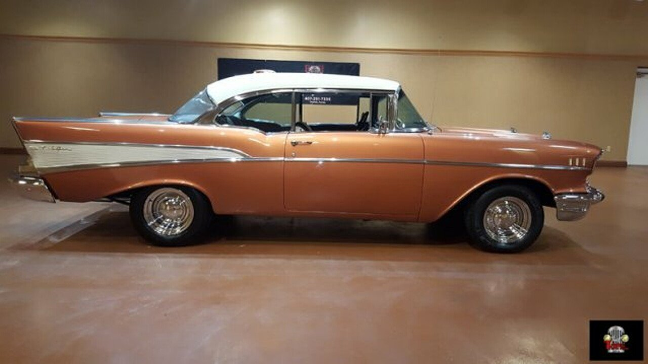 1957 Chevrolet Bel Air for sale 100890127