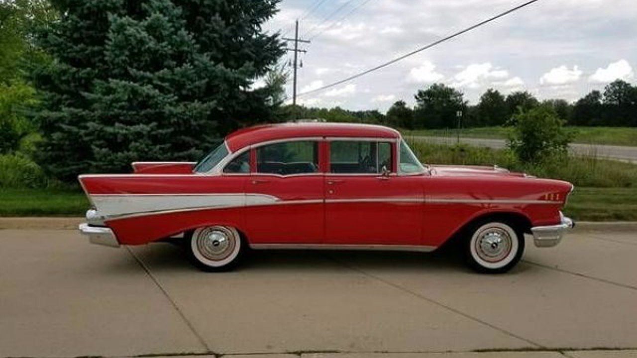 1957 Chevrolet Bel Air for sale 100900261