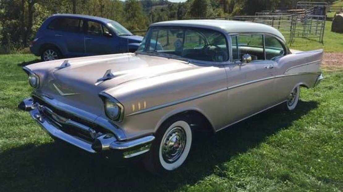 1957 Chevrolet Bel Air for sale 100916239
