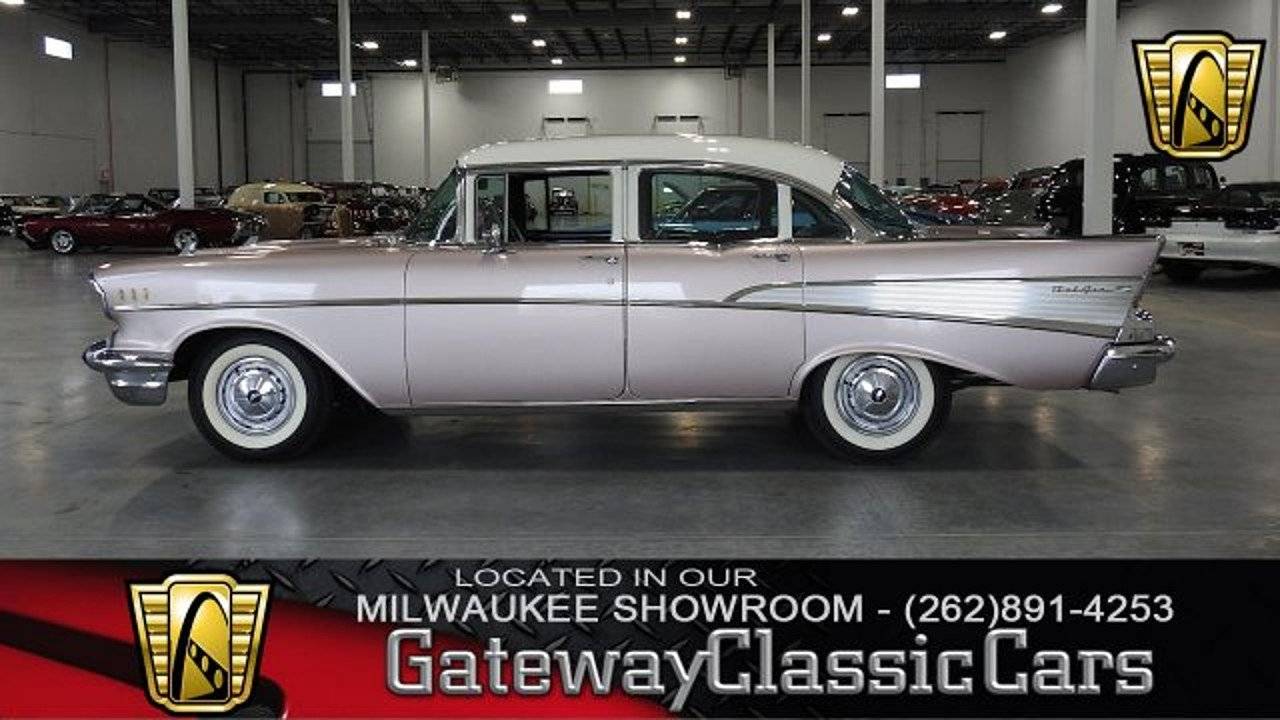 1957 Chevrolet Bel Air for sale 100920617