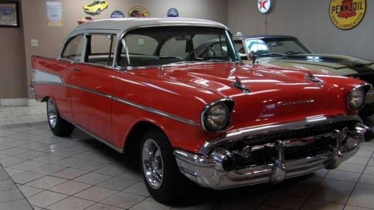 1957 Chevrolet Bel Air for sale 100945995