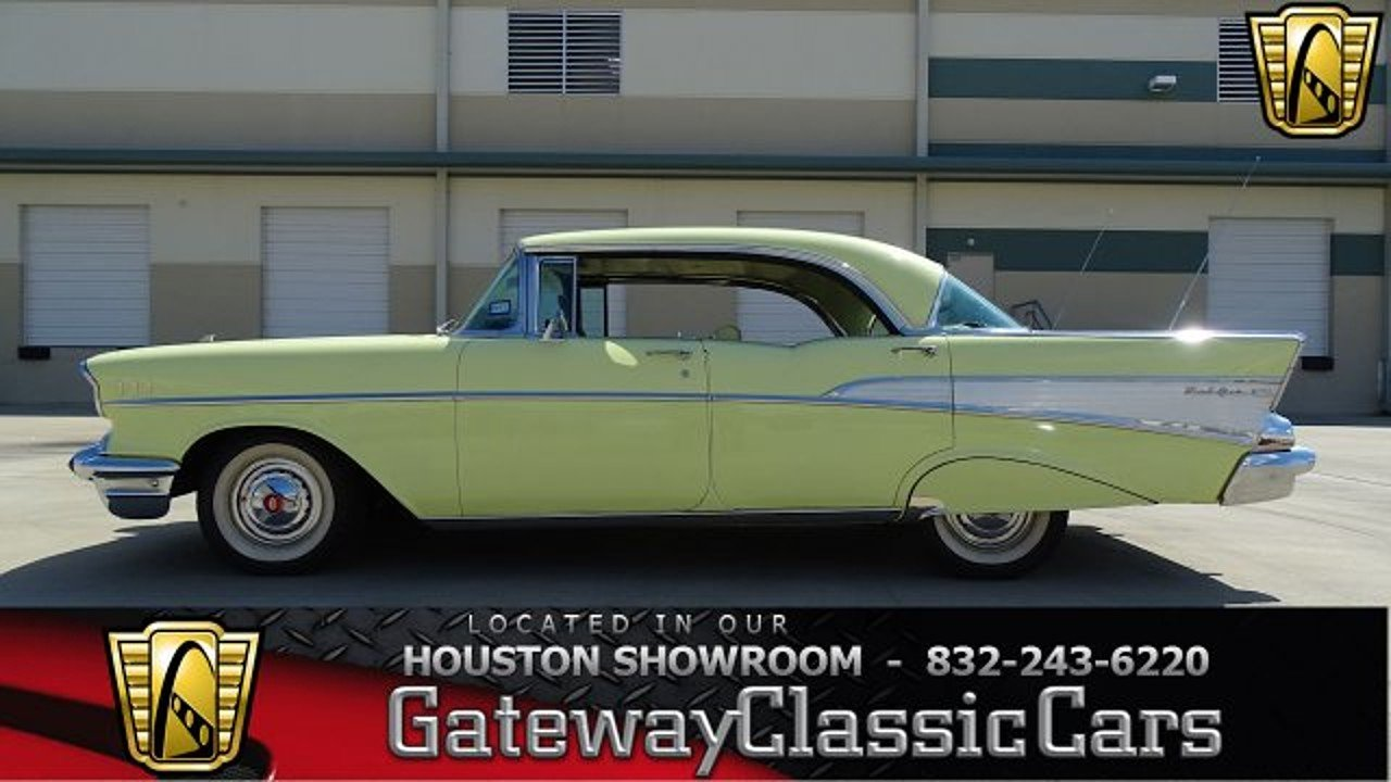 1957 Chevrolet Bel Air for sale 100964032