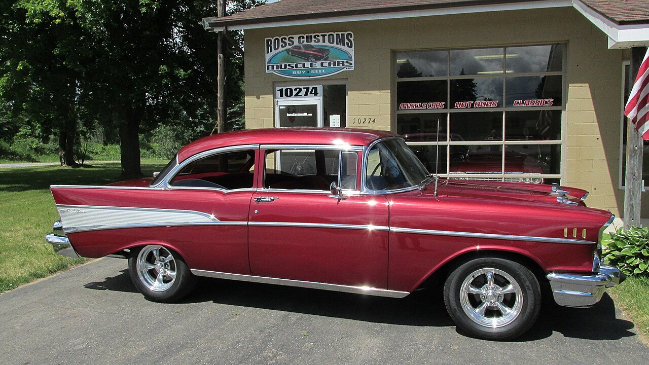 1957 Chevrolet Bel Air for sale 100882931
