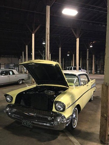1957 Chevrolet Bel Air for sale 100906359