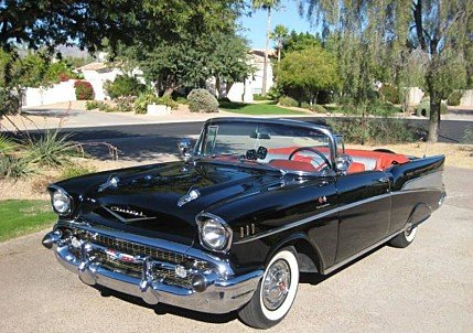 1957 Chevrolet Bel Air for sale 100919116