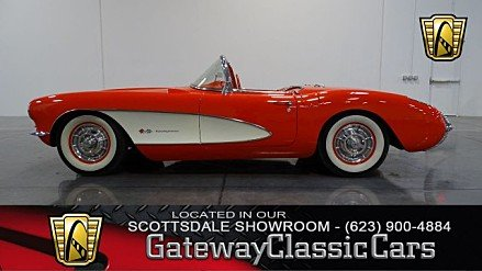 1957 Chevrolet Corvette for sale 100949673