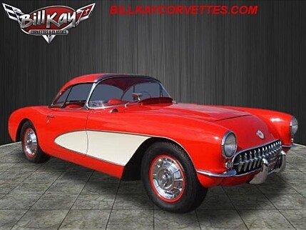 1957 Chevrolet Corvette for sale 100999263