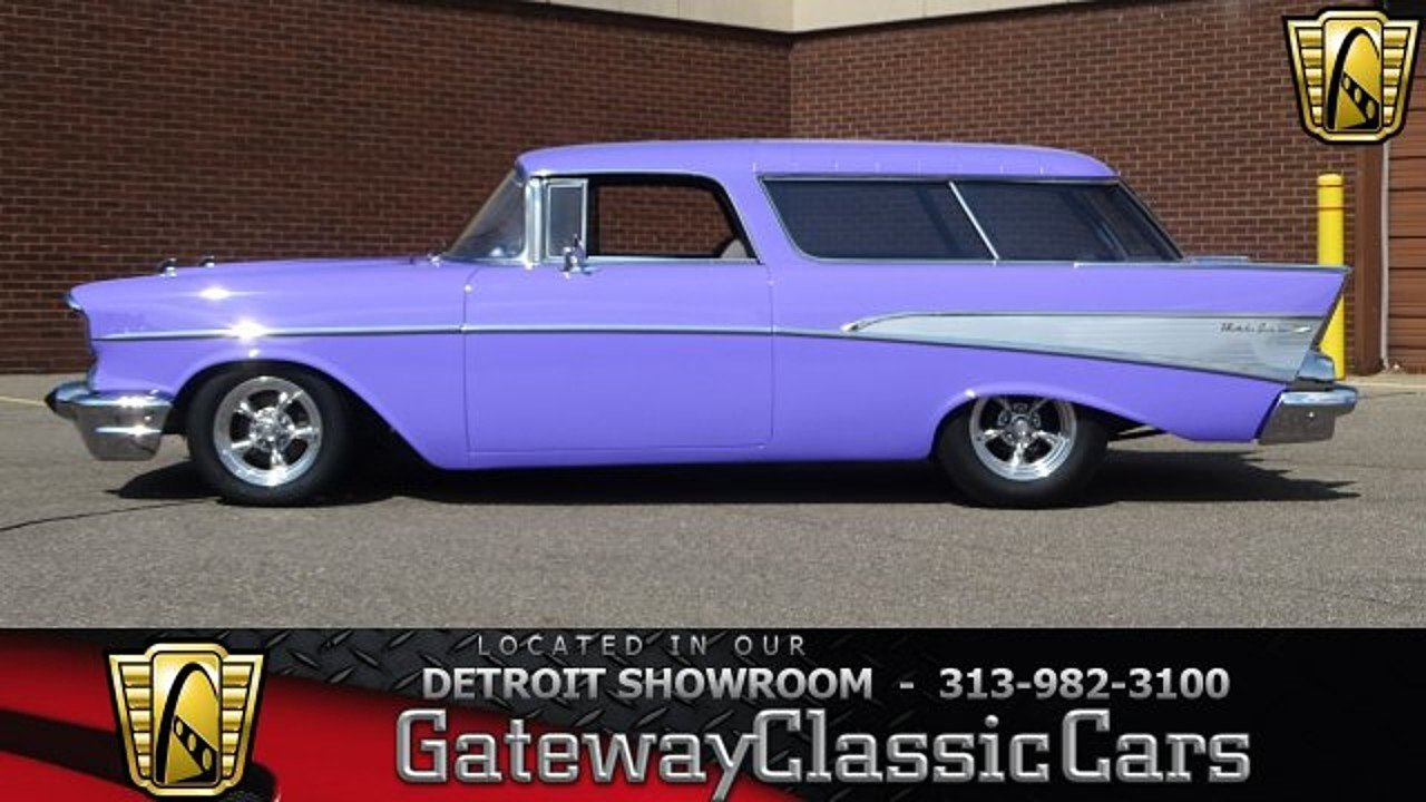 All Chevy 1957 chevy wagon for sale : 1957 Chevrolet Nomad Classics for Sale - Classics on Autotrader