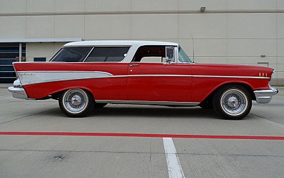 1957 Chevrolet Nomad for sale 100984915