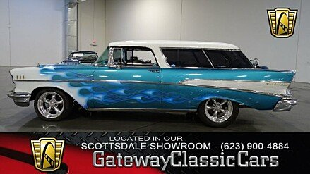 1957 Chevrolet Nomad for sale 100979166