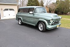 1957 Chevrolet Suburban for sale 100848823